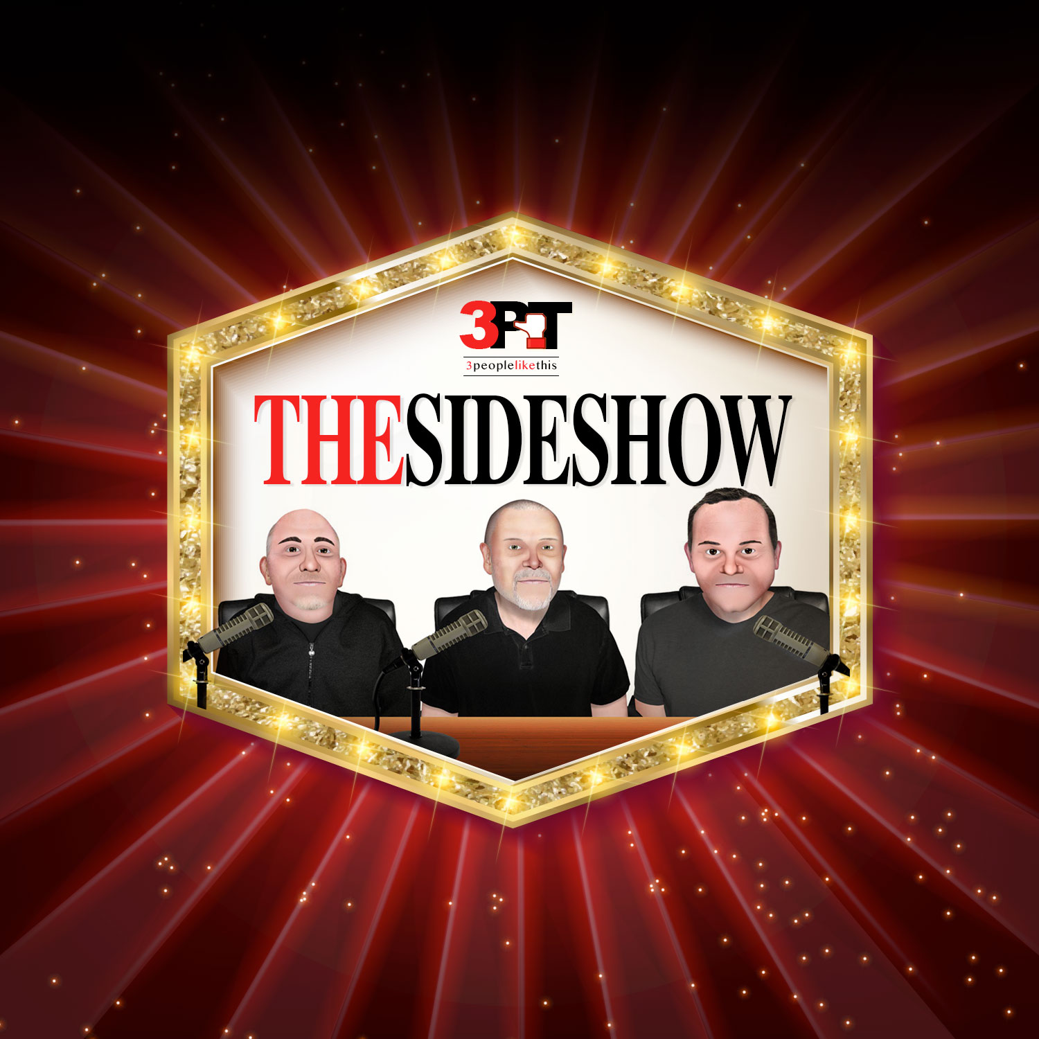 3PLT Sideshow 054:  Curtains Over Hollywood